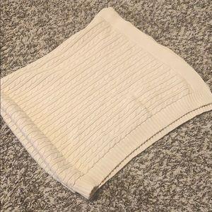 Martha Stuart Baby Blanket